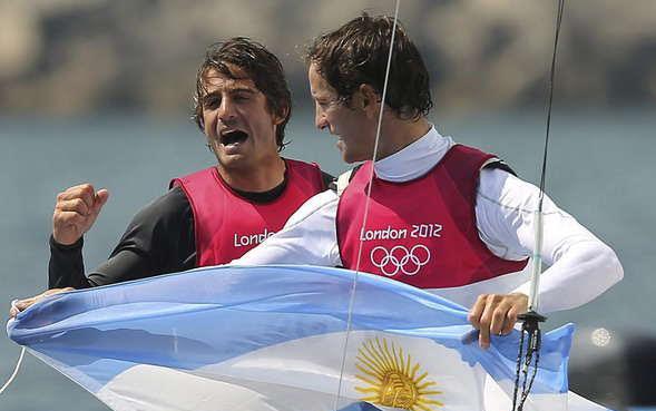 Calabrese y De la Fuente fueron bronce en los JJ.OO. Londres 2012.