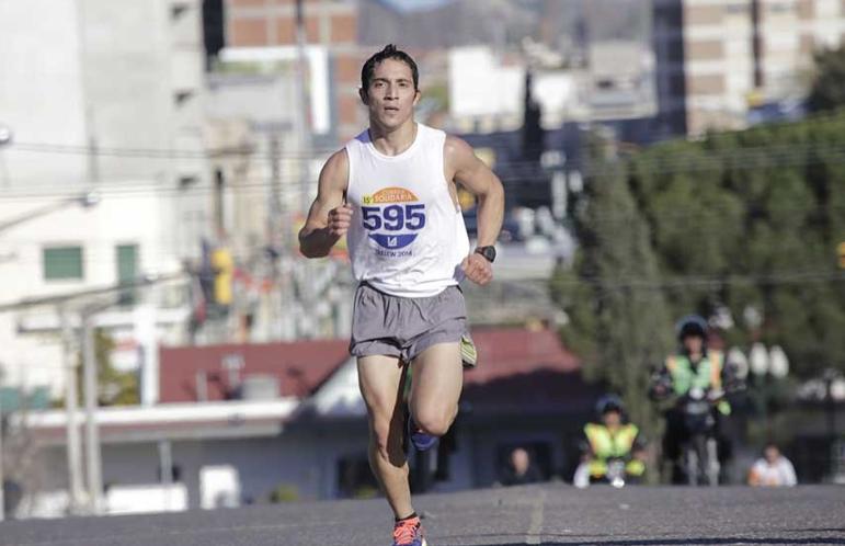 Arbe se había clasificado en 3.000 metros con obstáculos.