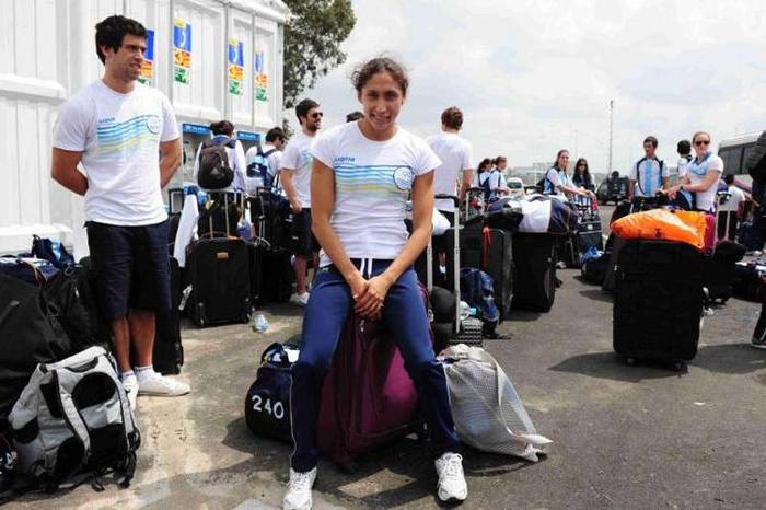 La cordobesa Cecilia Biagioli irá a sus terceros Panamericanos.