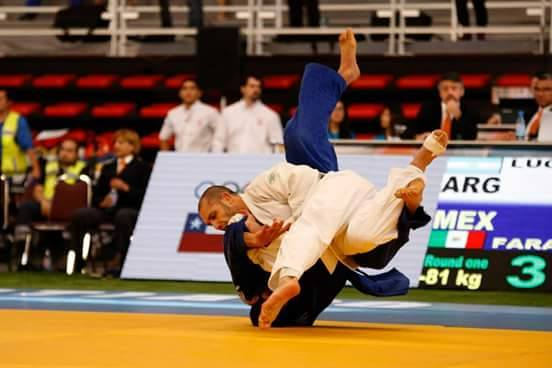 Lucenti su tercera medalla consecutiva en San Salvador (dos oros y una plata).