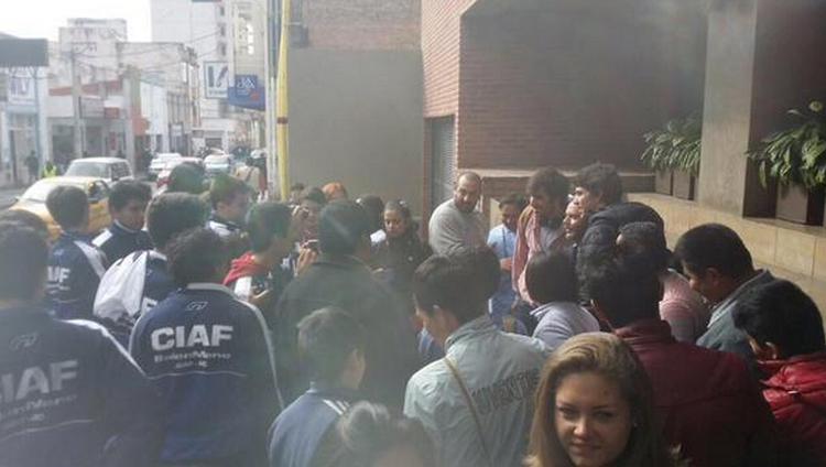 Los Gladiadores son furor entre los fanáticos de Jujuy.