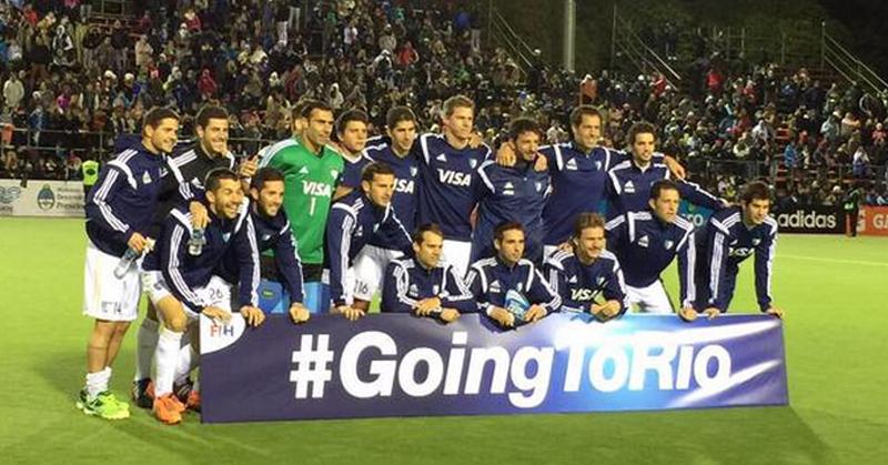 Misión cumplida: Los Leones ya están en los Juegos Olímpicos 2016.