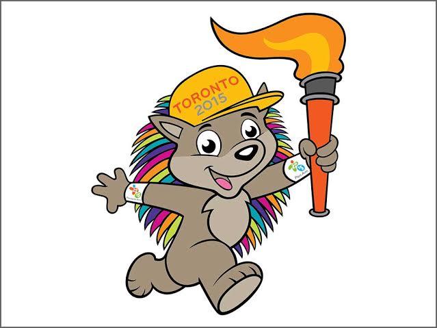 Pachi, la mascota de Toronto 2015, asociada a una centena de productos.