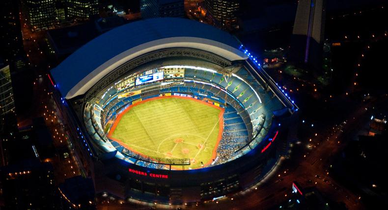 El Rogers Centre será el estadio de la ceremonia inaugural