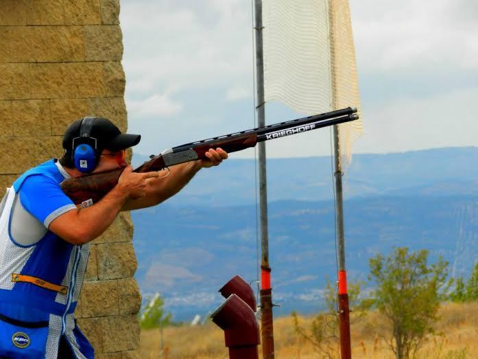Para Federico Gil y su hermana Melisa, la escopeta es pasión.
