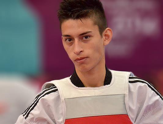 Lucas Guzmán está sexto en el ranking prolímpico.