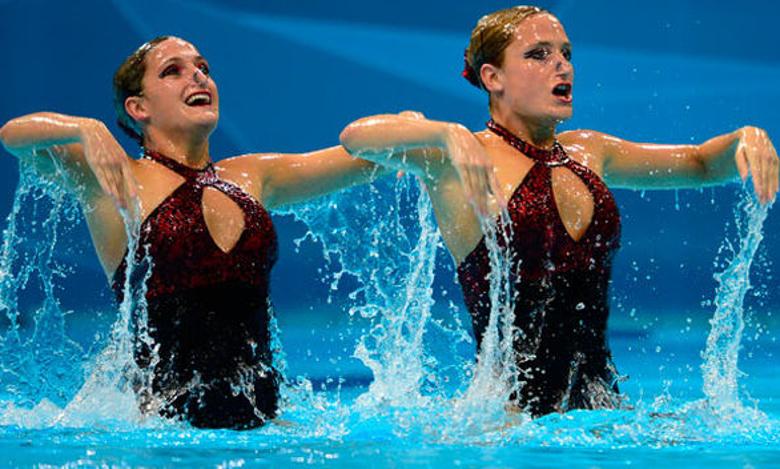 Las hermanas Sánchez están a tres puntos y medio del bronce.
