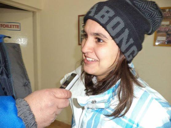 A los 23 años, Mariana Díaz subió a su primer podio panamericano.