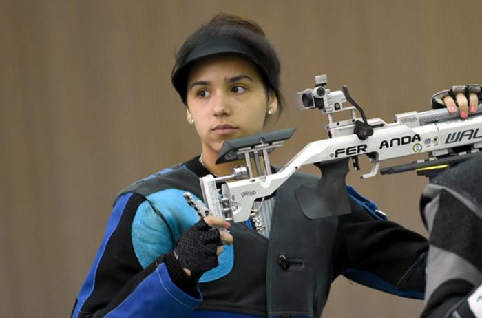 Fernanda Russo será olímpica por segunda vez en menos de dos años.