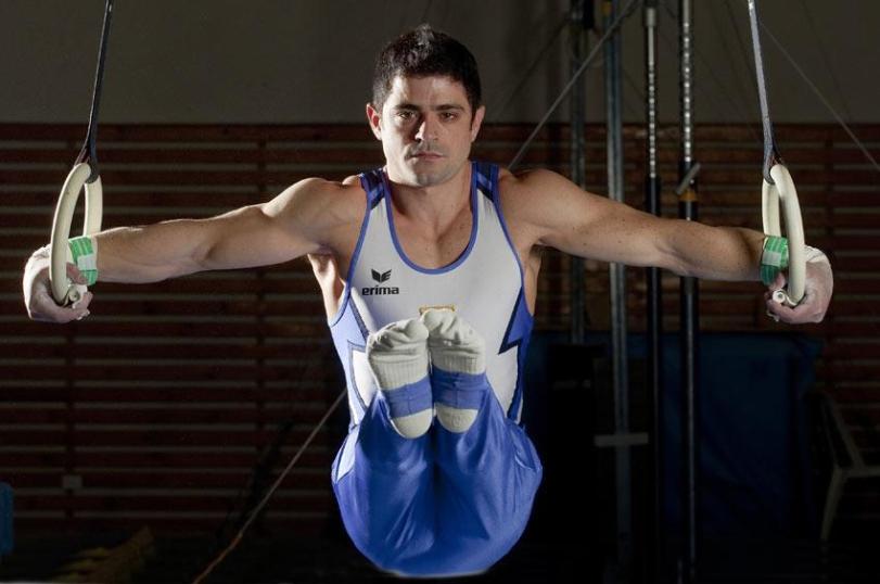 Molinari logró el primer podio de nuestra gimnasia en 16 años.