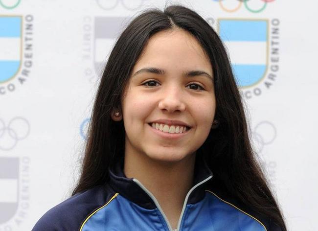 En cuatro años, Fernanda Russo puede llegar a participar en tres Juegos Olímpicos.