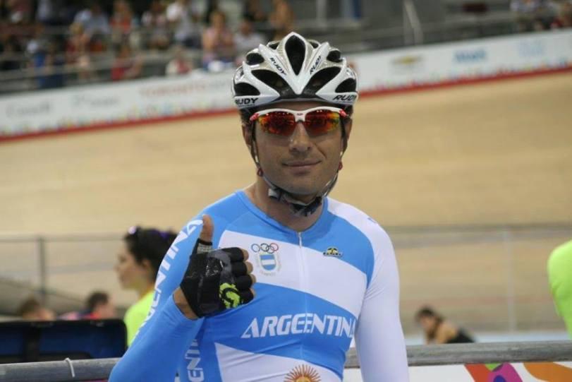 Con su bronce, Richeze igualó a walter Pérez, tercero en Guadalajara 2011.