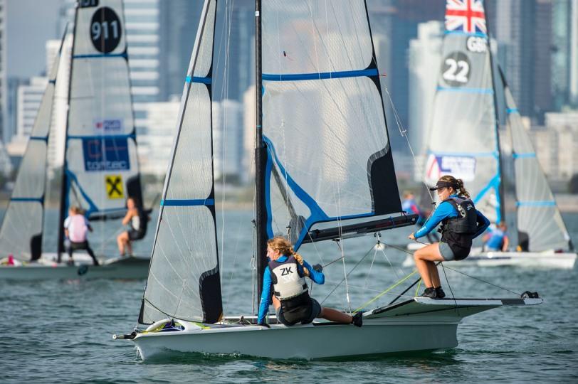 Tras el oro panamericano, Branz y Travascio apuntan a Río 2016.