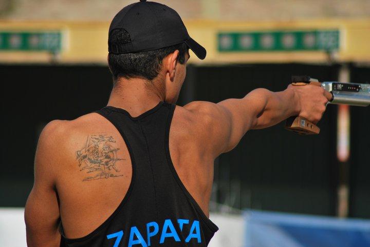 Zapata, el mejor sudamericano, se aseguró un lugar en Río de Janeiro 2016.