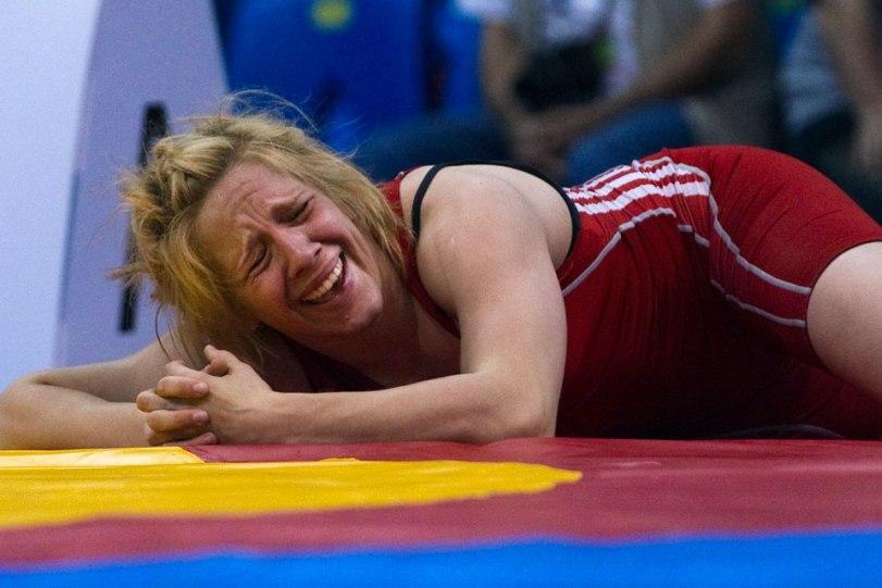 Si se confirma el positivo, Vázquez perderá el bronce en 69 kilos.