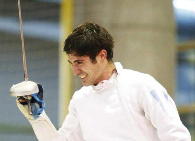 Domínguez ya se aseguró su segundo bronce en JJ.PP. Ahora va por más.