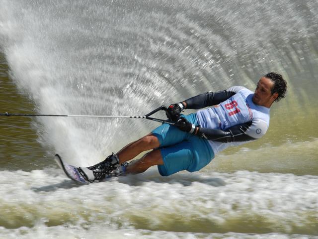 En sus sextos Juegos Panamericanos, Julio aportó su sexto podio.