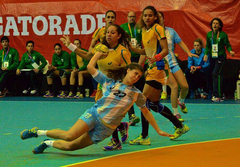 La junior Karsten sumó cinco goles ante las campeonas mundiales.