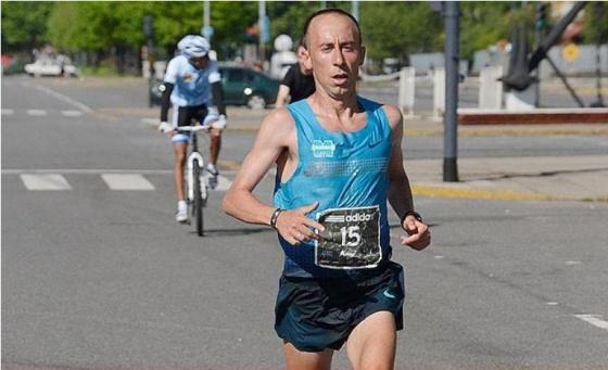 Mastromarino subió al primer podio de maratón panamericano en 64 años.