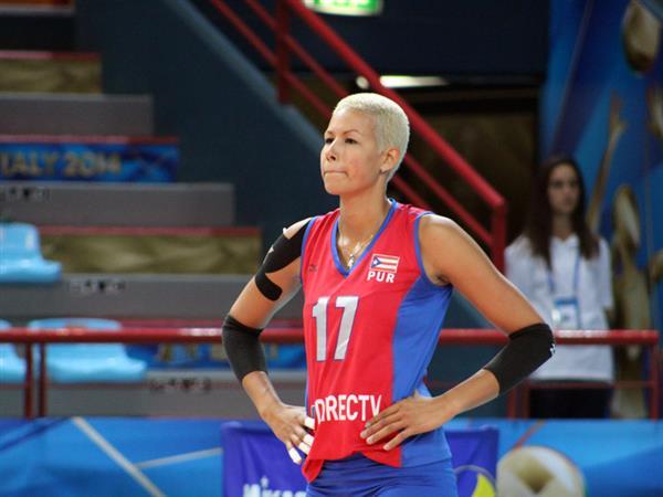 Sheila Ocasio, a la que le detectaron un esteroide, no tomó parte del match por el bronce.