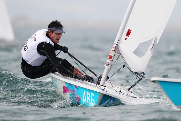 Alsogaray ya fue olímpico en Pekín 2008 y Londres 2012.