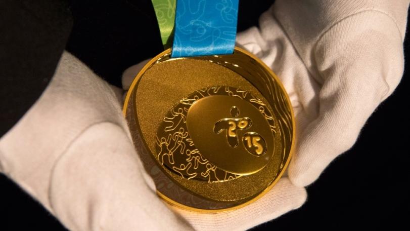 Estas son las medallas doradas de Toronto. En 12 deportes dará bonus.