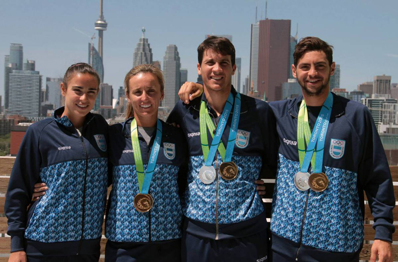 El tenis aportó 3 medallas más de lo esperado, 2 de ellas doradas.