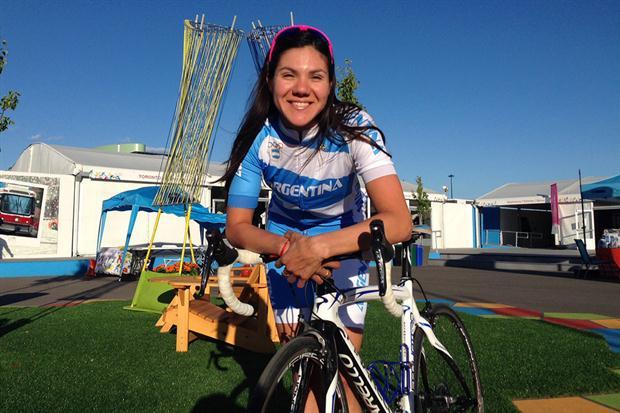En sólo dos semanas, Mariela Delgado compitió en JJ.PP: y ParaPanAm.