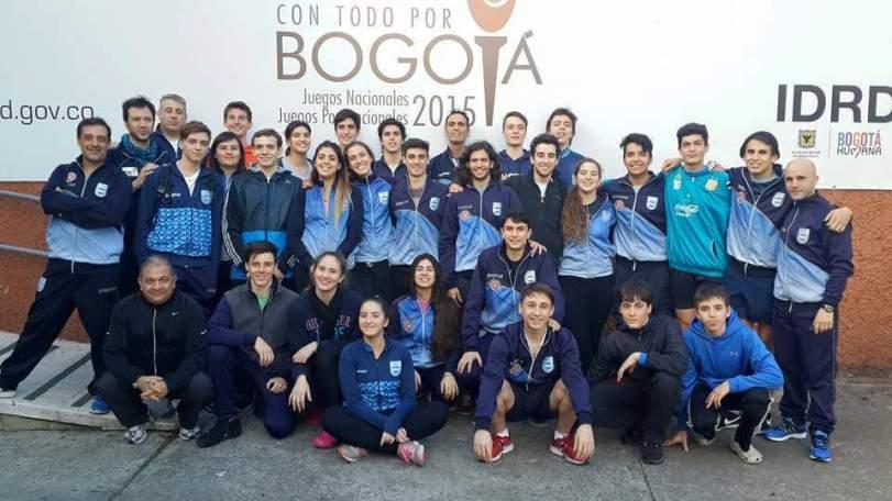 Los pibes argentinos cumplieron una buena actuación en el Sudamericano.