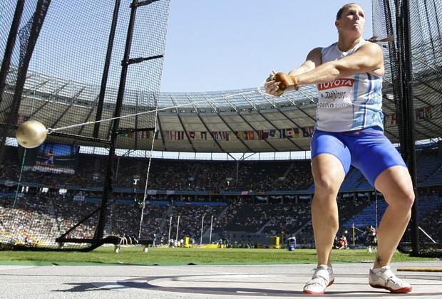 En Río de Janeiro, Dahlgren competirá en sus cuartos JJ.OO.