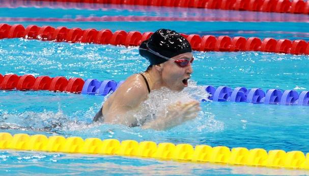 Con su oro, la rosarina Anabel Moro llegó a las diez medallas desde 2003.