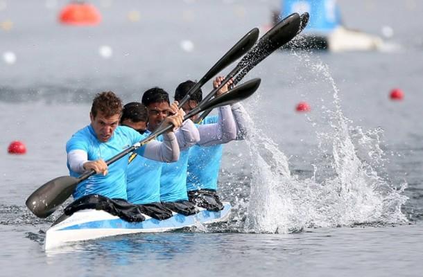 El K4 1.000 nacional será olímpico por primera vez desde 1992.