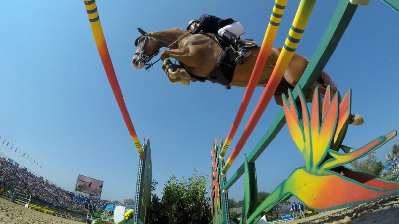 Olympic Games 2016 Equestrian Jumping