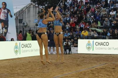 GAllay y Klug se colgaron la 16ª medalla sudamericana y lograron el ticket mundial.