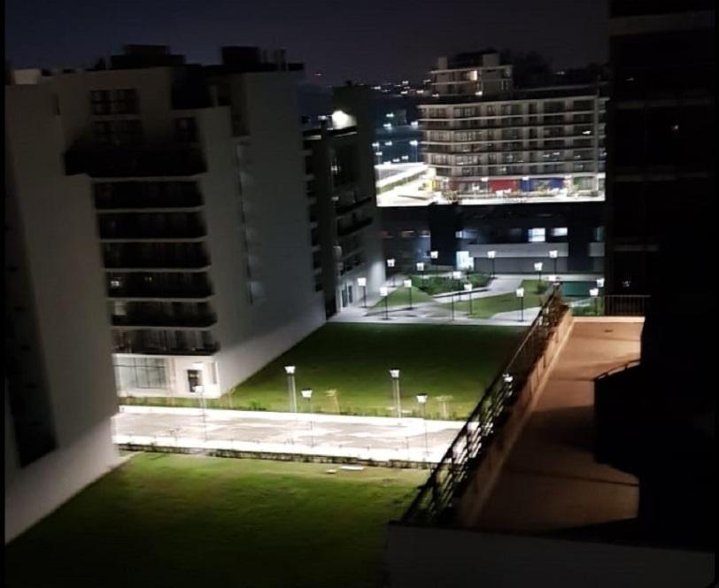 Barrio de noche