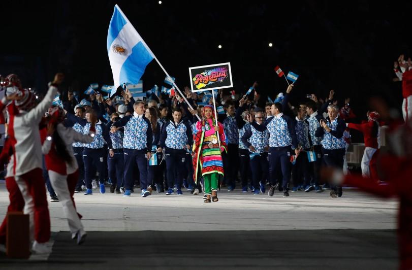 Apertura ceremonia inaugural Juegos Panamericanos Lima 2019